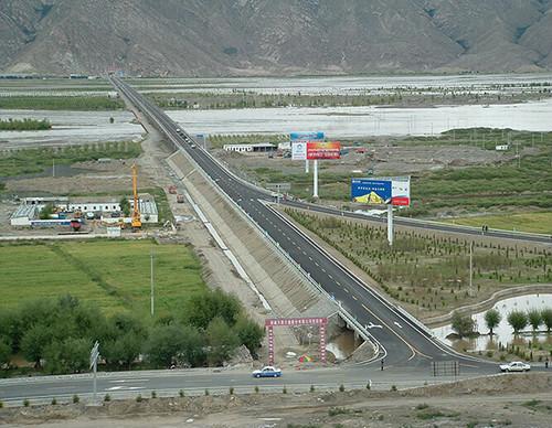 两桥一隧工程-雅江大桥